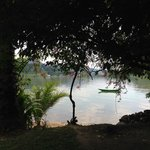 Lake Kivu view from right outside our room (#2)