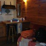 Cozinha privativa