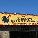Foto The Iron Skillet