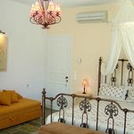 Artemis suite - Doubl bedroom