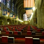 Protestant Chapel Interior