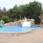 Paradis Park Pool.