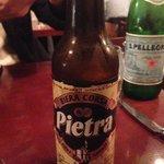 Pietra Amber Beer