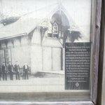 The original lifesaving station/Western Union office.