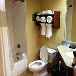 Chambre 605: salle de bain