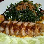 Must try!!!Pan fried Duck brest w/ Tamarind sauce.