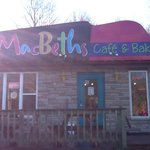 Macbeths Cafe - new look!