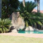 El Palmar Guesthouse Swimming Pool