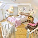 Douglas's Barn bedroom