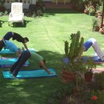 Yoga Class for guests