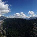 outstanding vistas!
