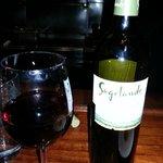 Nice bottle of wine