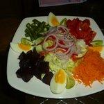 ensalada mixta / mix salad