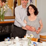 Your Hosts,Albert and Brenda