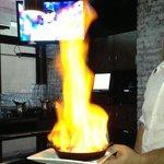flaming Hellumi