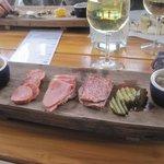 meat tray yummmo!!