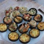 Dinner at El Toro