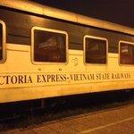 Tren Victoria Express Hanoi-Sapa