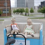 Pedicabs are really this much fun!