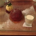 The best Treacle Pudding I have ever had.......