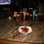 Free Wings 3-6 at the bar EVERYDAY