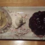 Dessert we shared