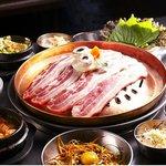 Grilled Pork Belly-Sam Gyeop Sal