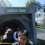 Mouse Mine cave entrance