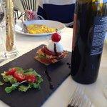 Antipasto-Caprese Salad