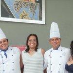 Chefs Omar and Ezequiel