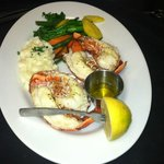 6oz Maine Lobster Tail with drawn butter and lemon