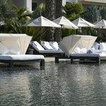 Water cabanas