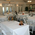 McKenzie Hall reception area