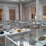 Minerales de las diferentes provincias del Perú
