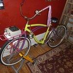 Bike powered blender