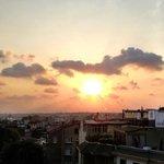 Roomtop Sunset