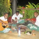 Singing, laughing, and drinking kava with the musicians was a definite highlight.