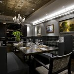 Gallery Restaurant Charlotte Located at The Ballantyne serves breakfast, lunch and dinner daily