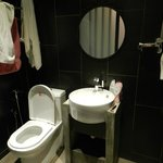 Salle de de bain - très propre