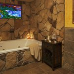 Our one of a kind Owner's Private Retreat Spa Suite