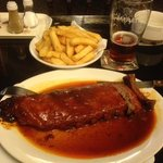 Rack of Ribs were Superb!!