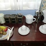 Tea & coffee etc in the room