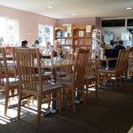 Inside the Coffee Shop Banwell