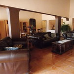 sitting room / dinning room