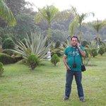 me in park