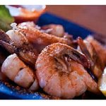 Crevettes au Pastis
