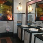 This is restroom. Is not it nice you think?