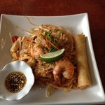 Lunch Pad Thai