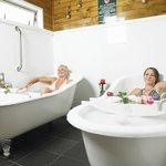 Choose to from our slipper baths or wooden tubs