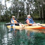 Kayaking Crystal River